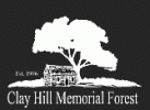 logo of Clay Hill Memorial Forest